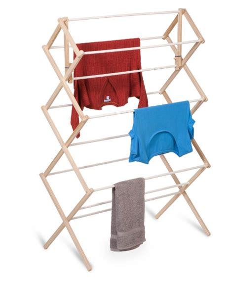 accordion drying rack honey can do heavy duty wood accordion drying rack