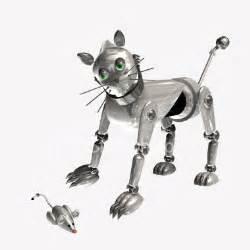robot cat adventures in writing