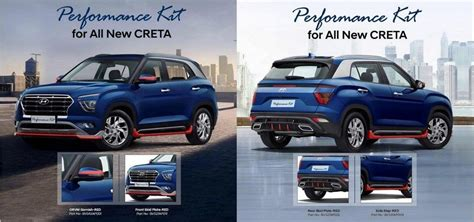 hyundai creta accessories     suv