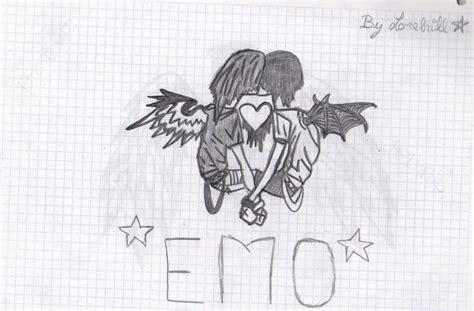 Dibujos De Emos Para Dibujar Emos Para Dibujar Chidos Imagui