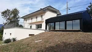 Maison Structure Métallique : maison structure metallique ventana blog ~ Melissatoandfro.com Idées de Décoration