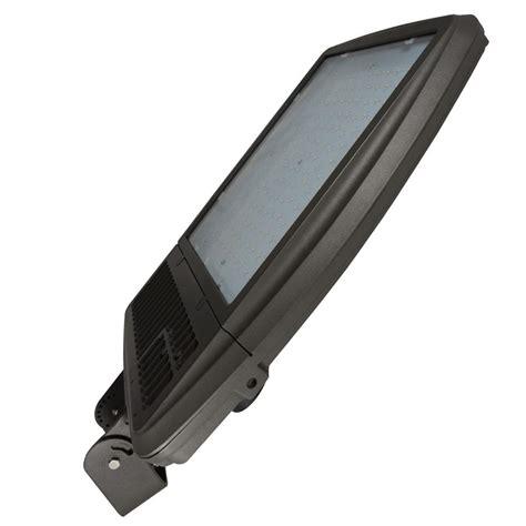 integrated led outdoor lighting radiance 256 watt bronze integrated led outdoor flood
