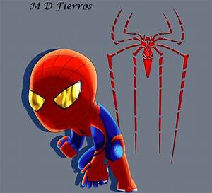 Chibi Spiderman 2 by Ironmatt1995 on DeviantArt