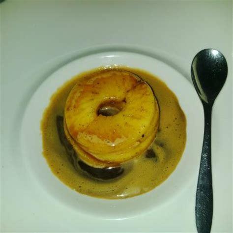 dessert a la pomme dessert la pomme tiede au caramel a la truffe picture of maison de la truffe et du vin