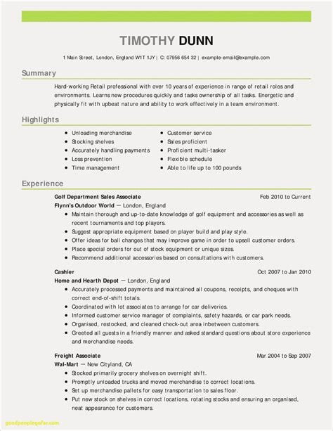 Resume For Customer Service Retail by 14 Retail Customer Service Resume Exles Resume