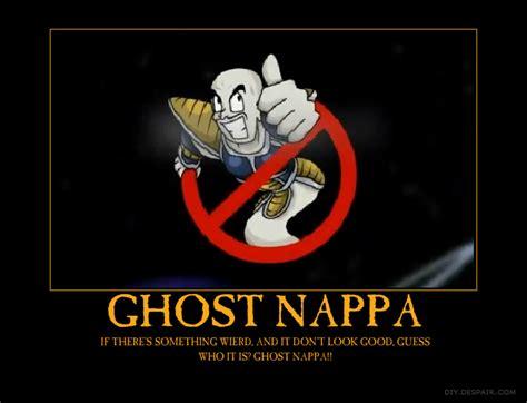 Nappa Meme - ghost nappa 2 by washington118 on deviantart
