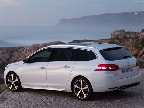 Peugeot 308 Wagon by Peugeot 308 Sw Gt 2015 Cars Wagon Wallpaper