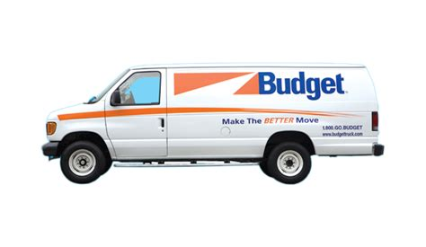Moving Cargo Van Rental