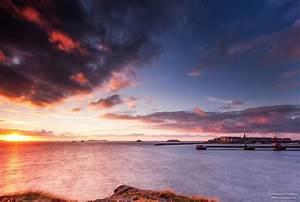 Photographe Saint Malo : sunset st malo sunset and explore ~ Farleysfitness.com Idées de Décoration