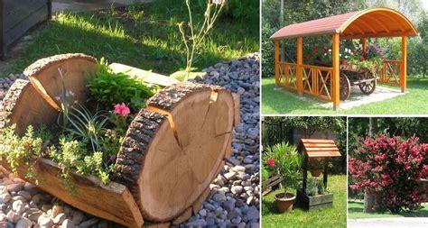 Idejas dārziem 2901-2925   Wood, Firewood, Crafts