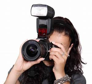 Woman Taking Photo with a Digital Camera PNG Image - PngPix