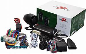 Audiovox Prestige Aps787e Remote Car Start  U0026 Alarm System