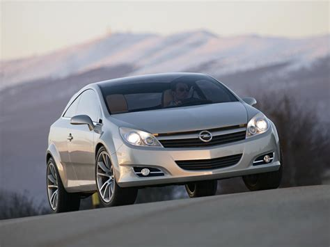 2003 Opel Gtc Geneve Supercarsnet
