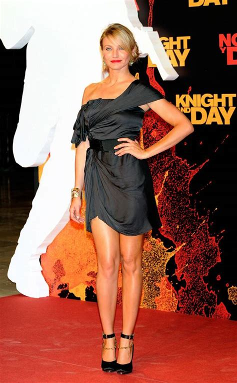 Cameron Diaz Best by Caliente From Cameron Diaz S Best Looks E News