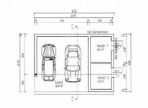 Carport Maße Für 2 Autos :  ~ Michelbontemps.com Haus und Dekorationen