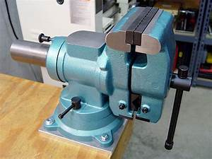 Bench Vise Mounting images