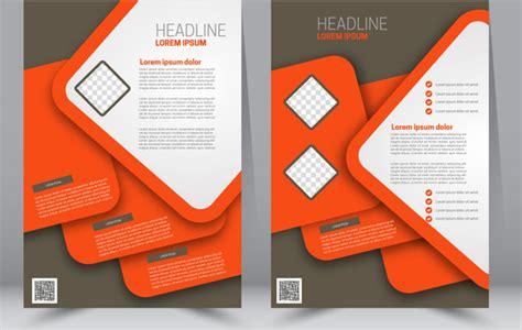 brochure background design  vector