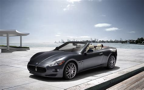Maserati Grancabrio Backgrounds by Maserati Wallpaper Hd Widescreen