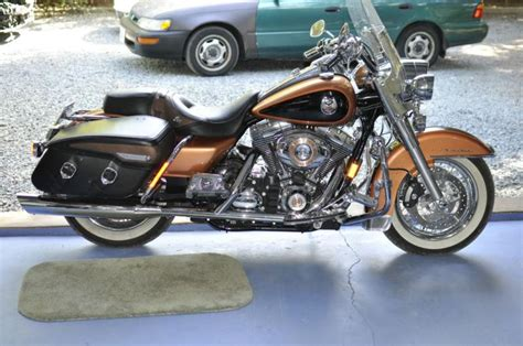 Davidson Road King Image by 2008 Harley Davidson Road King Classic 105th For Sale On