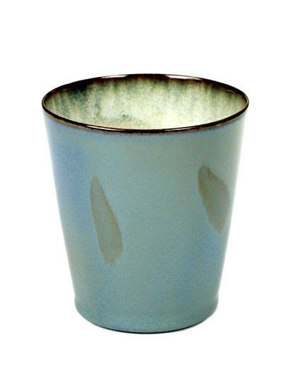 kitchens and le grelle terres de rêves goblet conic m 9 cm smokey