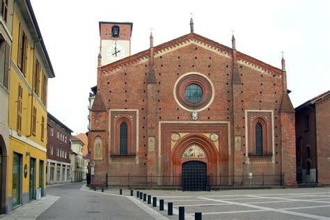 ospedali pavia elenco basilica di san lorenzo mortara