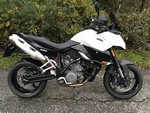 2011 Ktm 990 Smt White 6900m