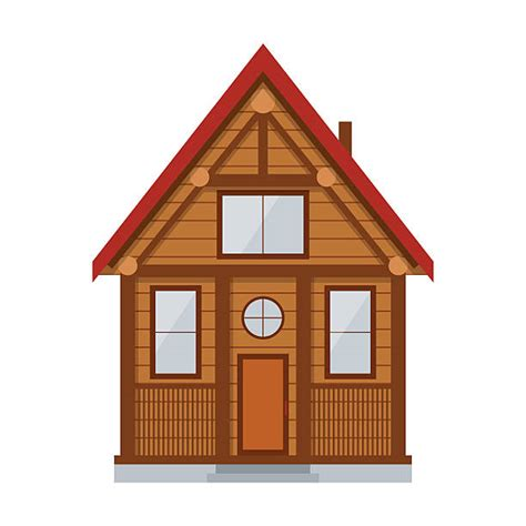Cabin Clipart Cabin Clipart Country House Pencil And In Color Cabin
