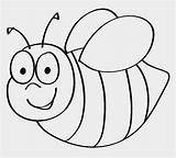 Bumble Bee Template Coloring Sheet Jing Fm sketch template