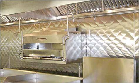 wall panels  commercial kitchens  hood depot