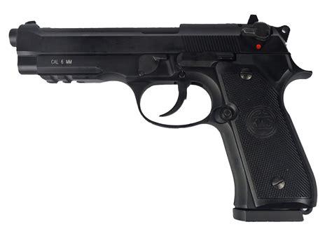 KWC M92 co2 Blowback Pistol - Black   Actionhobbies.co.uk
