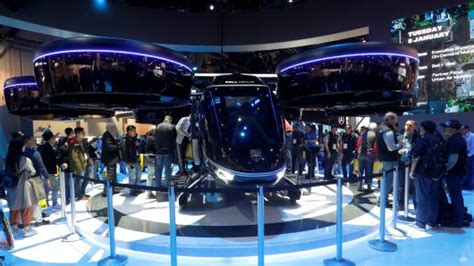 ces becomes one of the auto shows as ford to uber