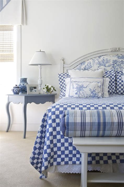 Beautiful Rooms Blue And White beautiful rooms in blue and white traditional home