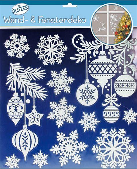 Fensterdeko Weihnachten Groß by Wand Fensterdeko Weihnachten Baumschmuck Sticker