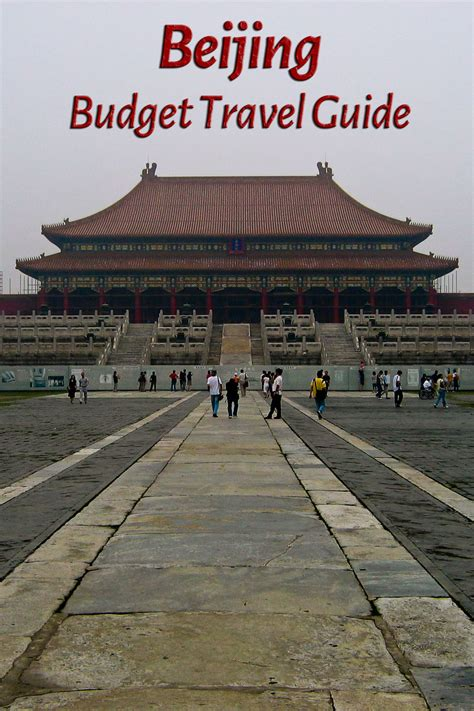 beijing tourism bureau beijing travel guide