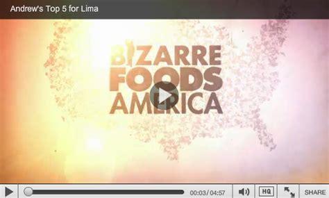 cuisine sperme foods le top 5 à lima