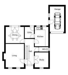 free blueprints for homes suburban house plans house plans