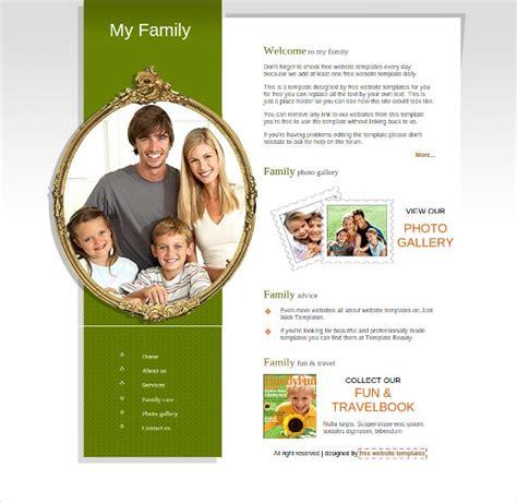 family website themes templates  premium