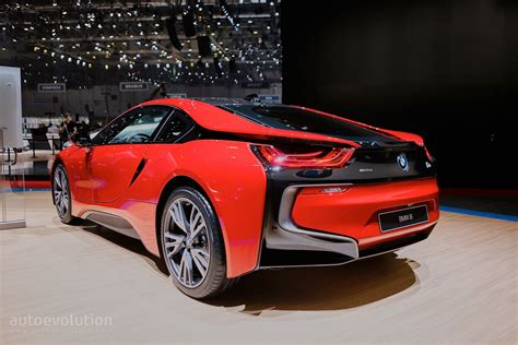 Bmw I8 Protonic Red Edition Is The Beginning Of Something
