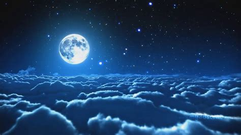 Beautiful Sceneries Of Nature For Wallpaper Animated Moon Wallpaper Youtube