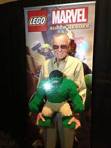 Stan Lee | Brickipedia | Fandom powered by Wikia