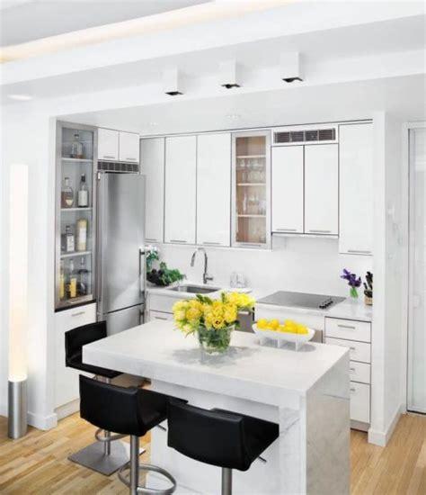 cozinha decorada pequena de apartamento  sobrado bela