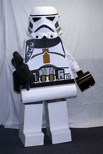Star Wars Diy : star wars lego costume diy halloween fun pinterest ~ Orissabook.com Haus und Dekorationen