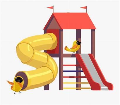 Playground Cartoon Slide Clipart Transparent Background Clipartkey