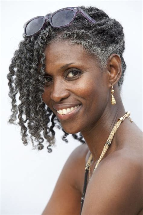 70 best beautiful images of african american grey hair