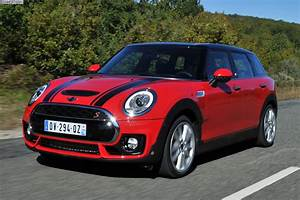 Mini Clubman One Chili : mini clubman f54 in chili red mit john cooper works paket ~ Gottalentnigeria.com Avis de Voitures