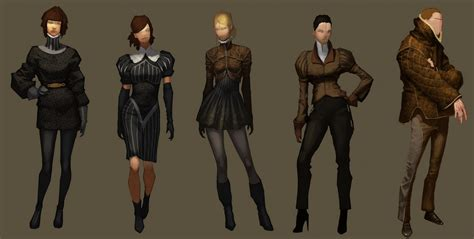 Fashion Within …. Videogames? (or Neo-renaissance)
