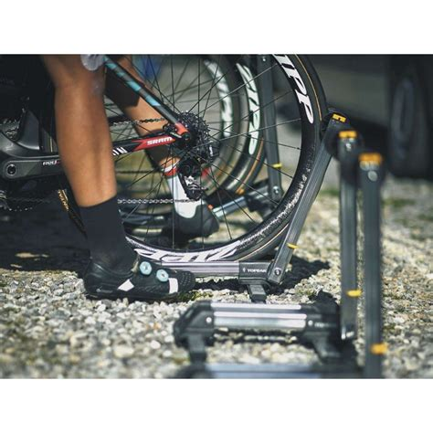 pied de rangement velo support v 233 lo topeak line up cyclable