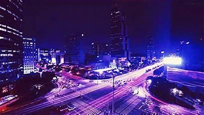 Gifs Nights Mewtwo Seoul Mega Nighttime Timelapse