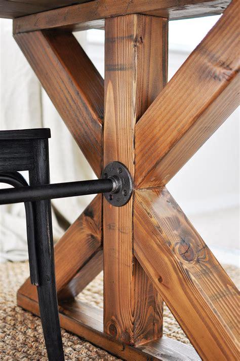brace farmhouse table dining room ideas
