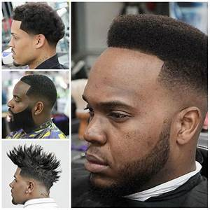 2017 Creative Taper Fade Haircuts for Black Men | Men's ...
